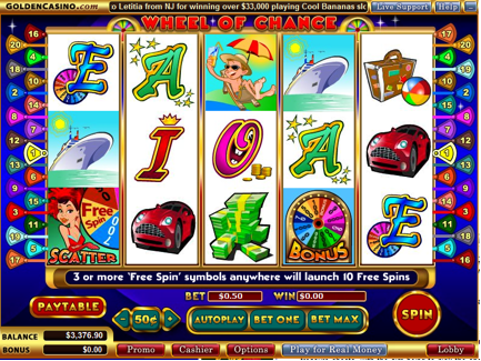 Slots of vegas $300 no deposit bonus